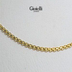 cadena chinesca oro18k